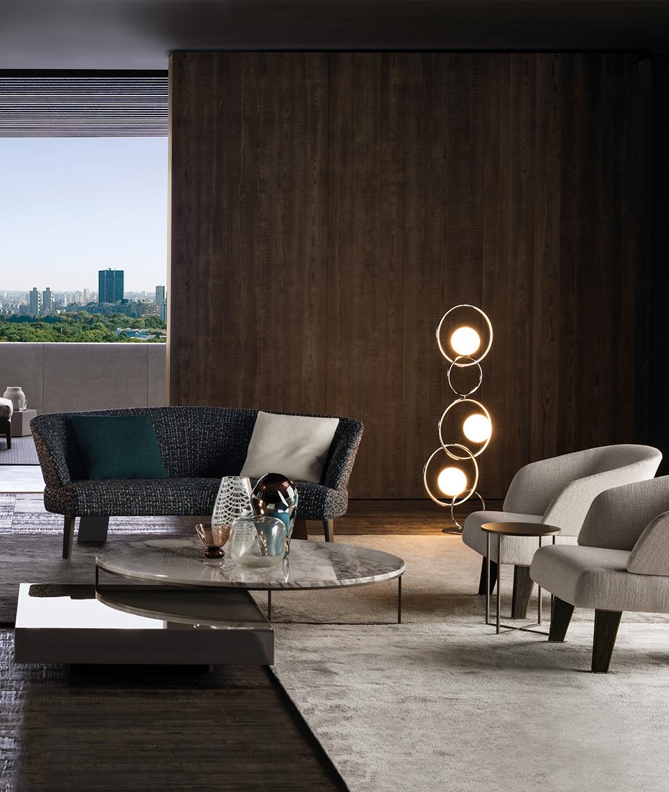 The Contemporary Couch Design Studio featuring artistic