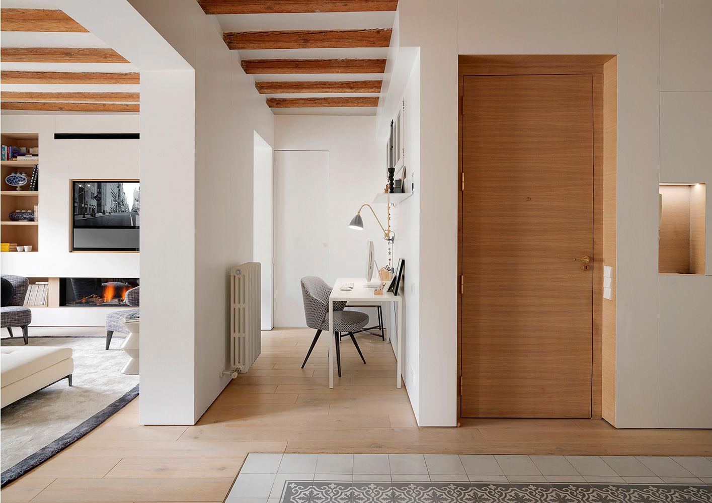 Barcellona wohnung interiors & contract de