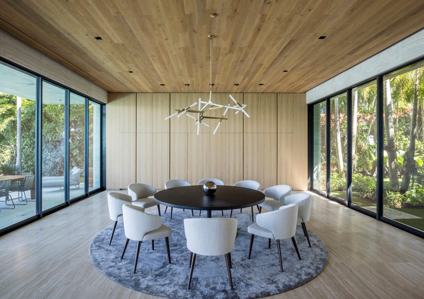 Miami bal harbour residence interiors & contract en