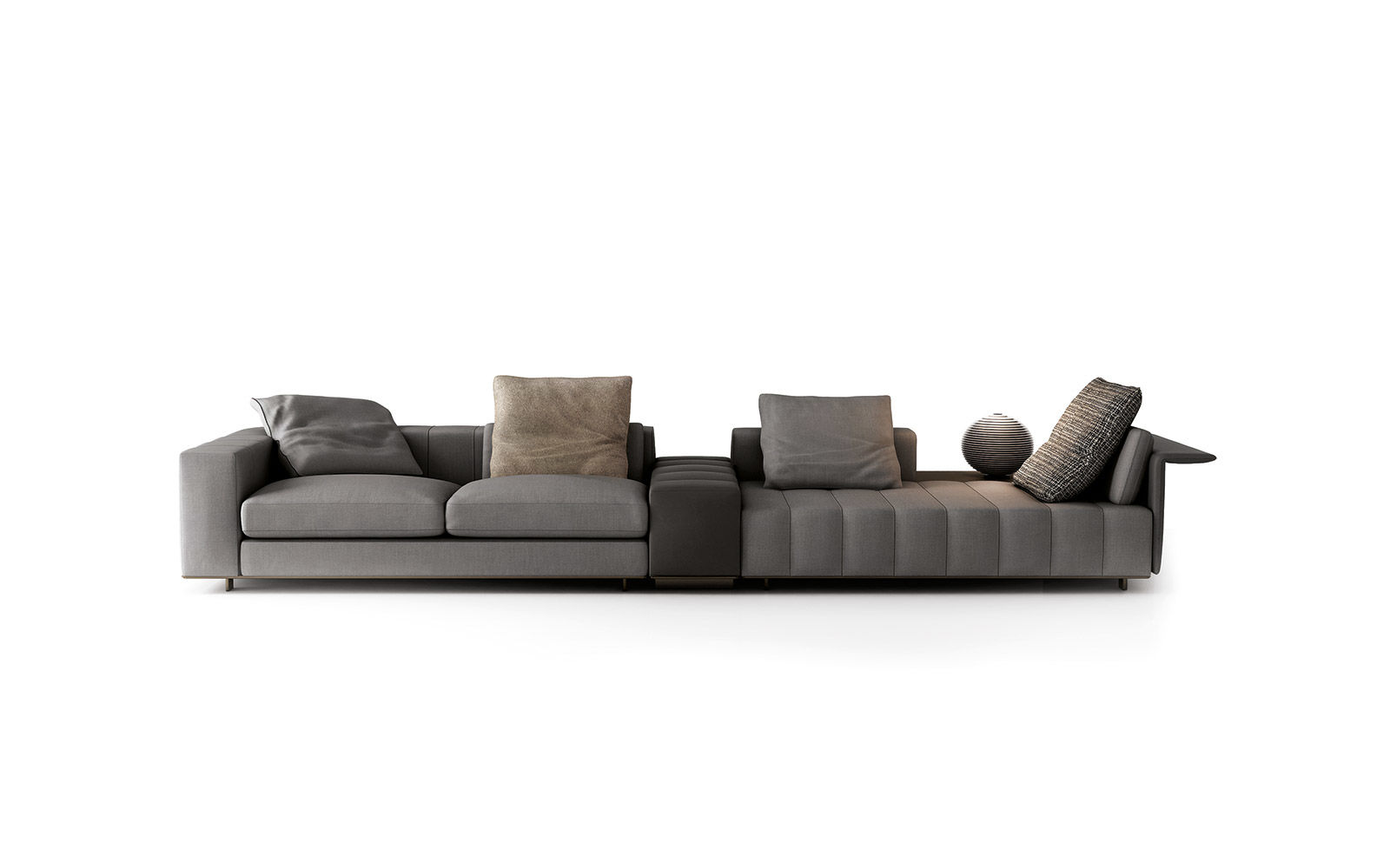 FREEMAN SEATING SYSTEM | SOFAS   EN