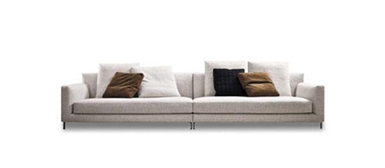 Allen Corner Sofa With Open Element Dx Cm 168x218 H90