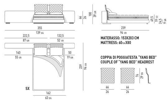 beds en yang bed. Black Bedroom Furniture Sets. Home Design Ideas