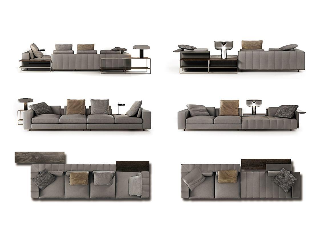 Strange Freeman Seating System Sofas En Cjindustries Chair Design For Home Cjindustriesco