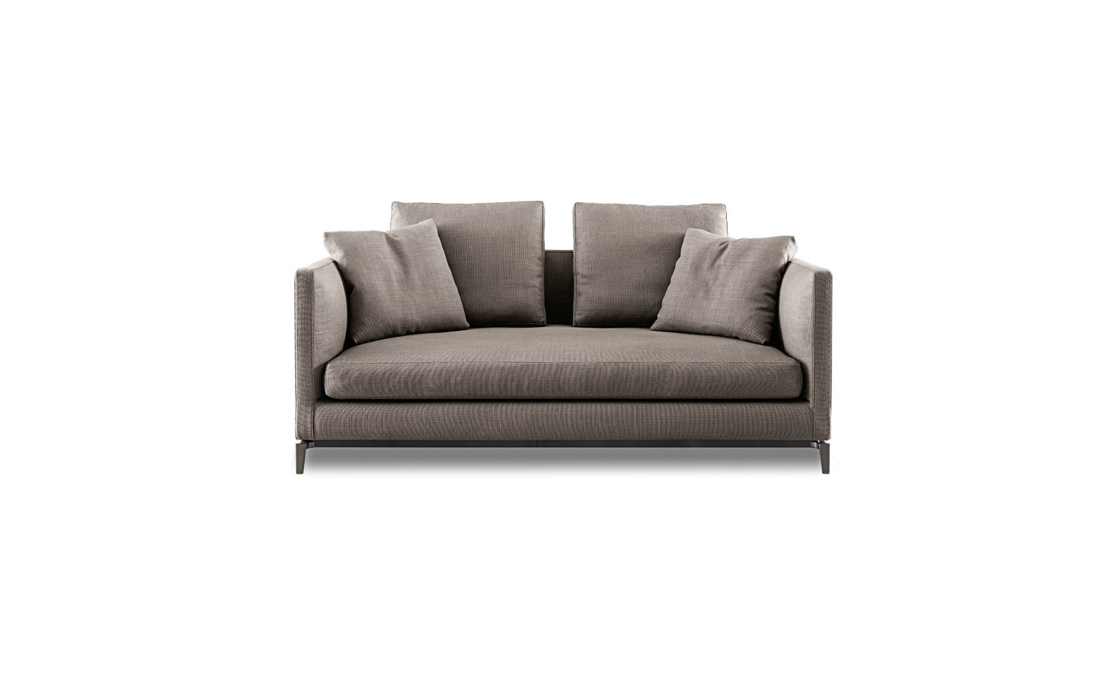 The Reduced Depth Of This Sofa Allows It To Fit Easily In Residential Settings Limited Scale As Well Hospitality Environments