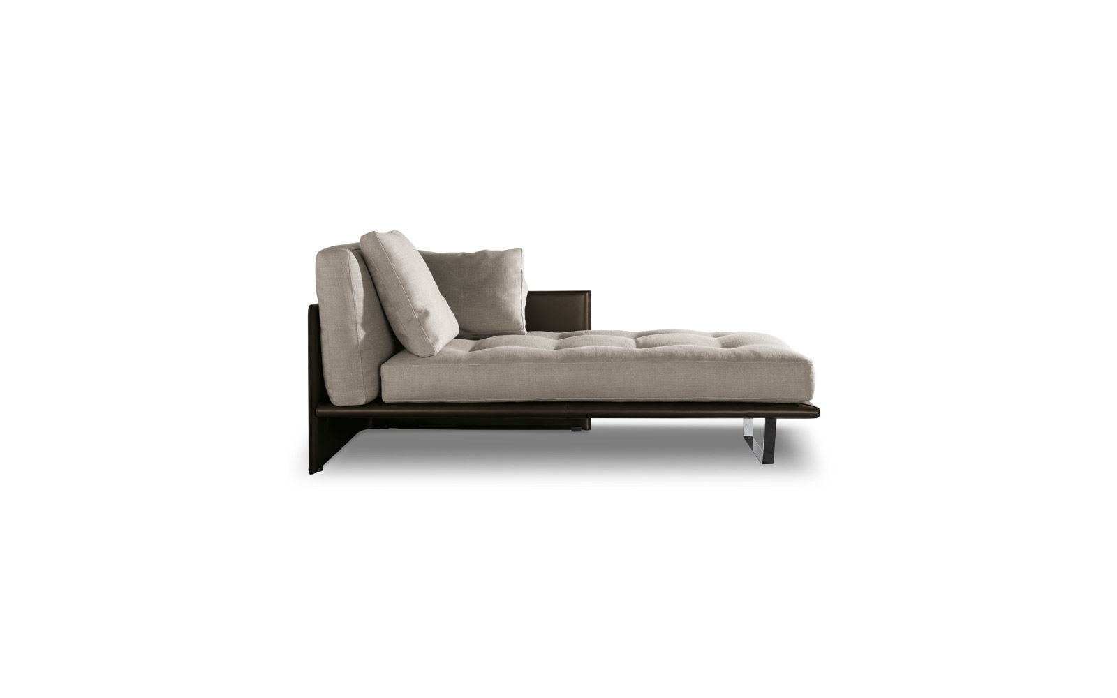Luggage chaise longue for Chaise longue design piscine