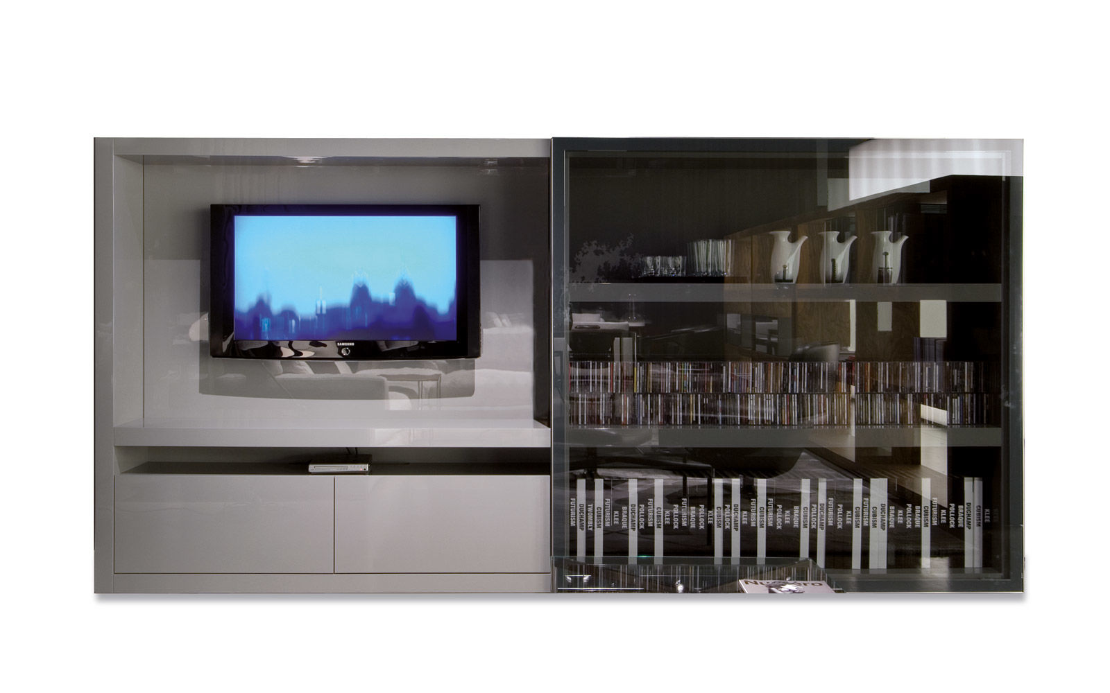Johns Hi Fi Bookcases Sideboards En # Meuble Tv Audio Video