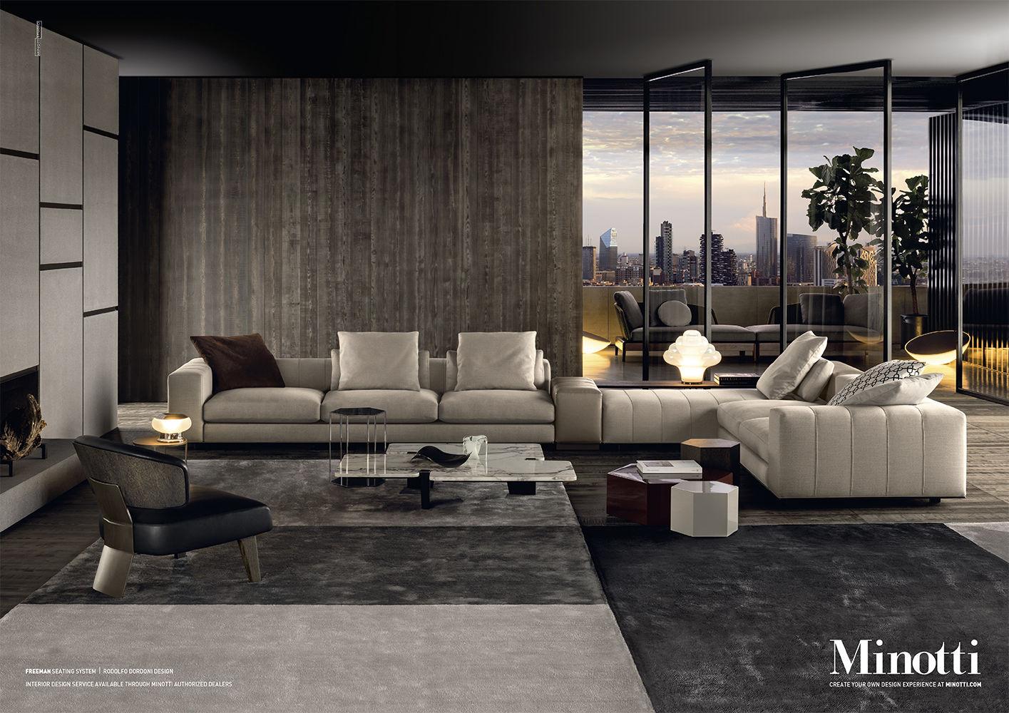 Neuer einrichtungs showroom f r designm bel auf ber 2 for Divani per terrazzi