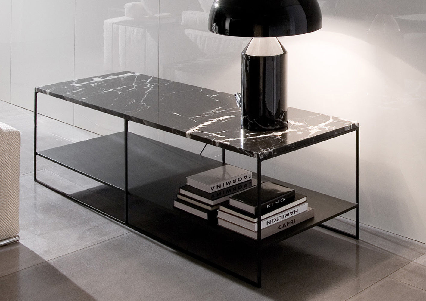 consolle en calder console. Black Bedroom Furniture Sets. Home Design Ideas