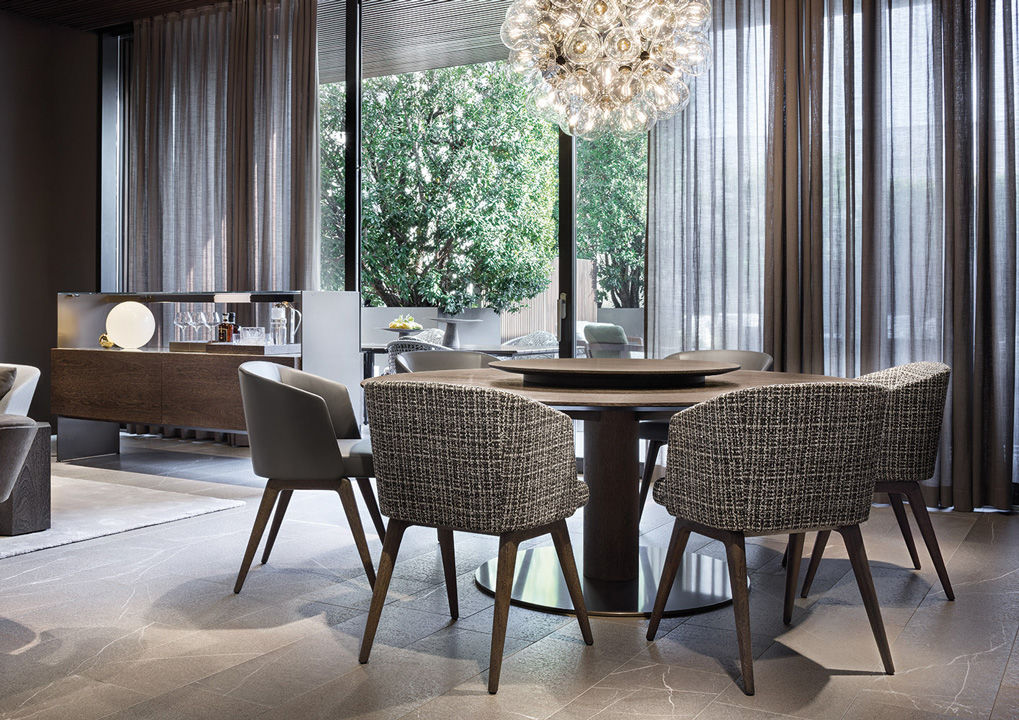 Prime Bellagio Dining Wood Interior Design Ideas Philsoteloinfo