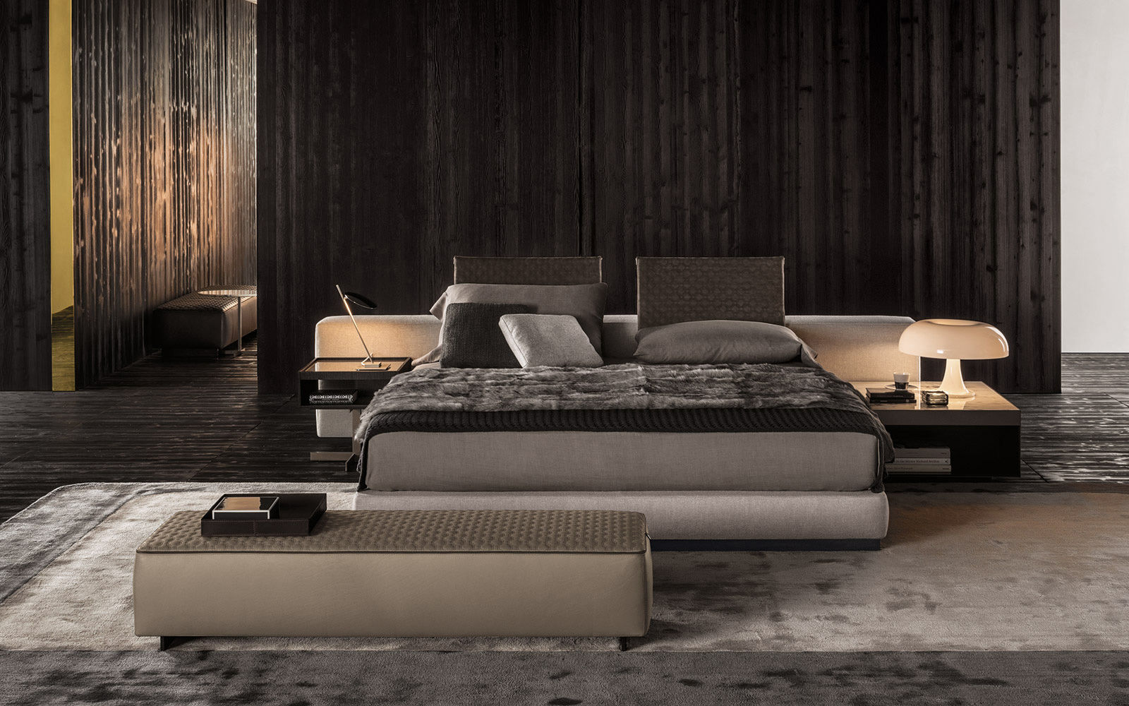 BEDS EN YANG BED : 14660zYANG BED 02 GALLERY from www.minotti.com size 1600 x 1000 jpeg 289kB