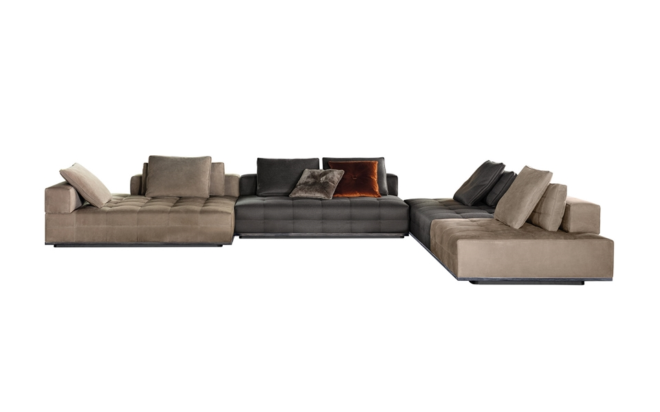 Superb Lawrence Seating System Sofas En Theyellowbook Wood Chair Design Ideas Theyellowbookinfo