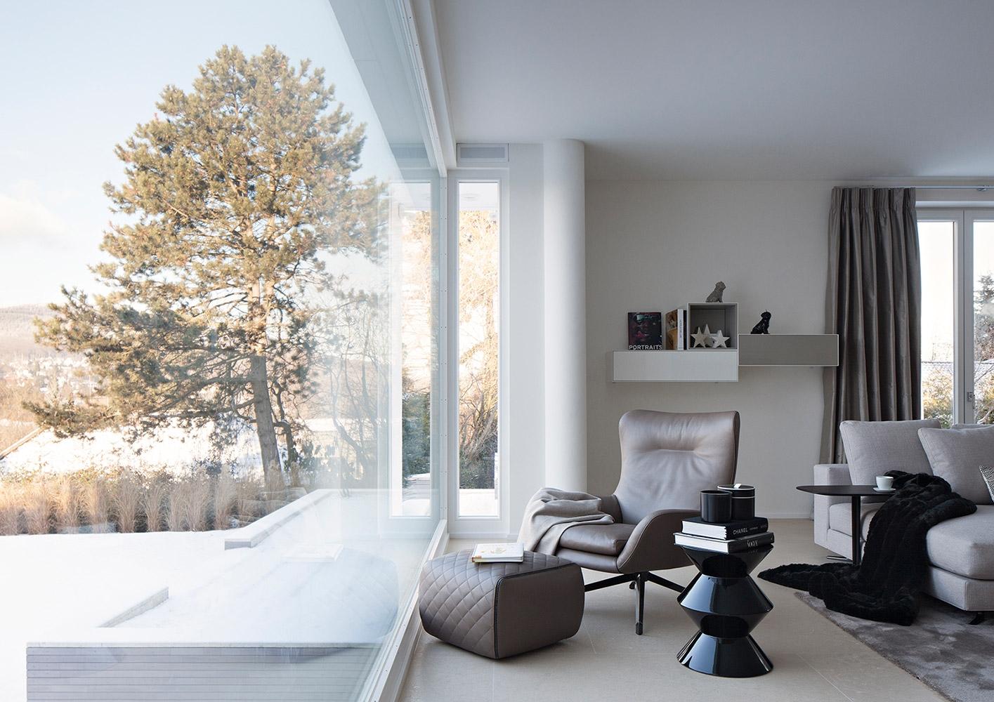 frankfurt villa faller interiors contract de. Black Bedroom Furniture Sets. Home Design Ideas