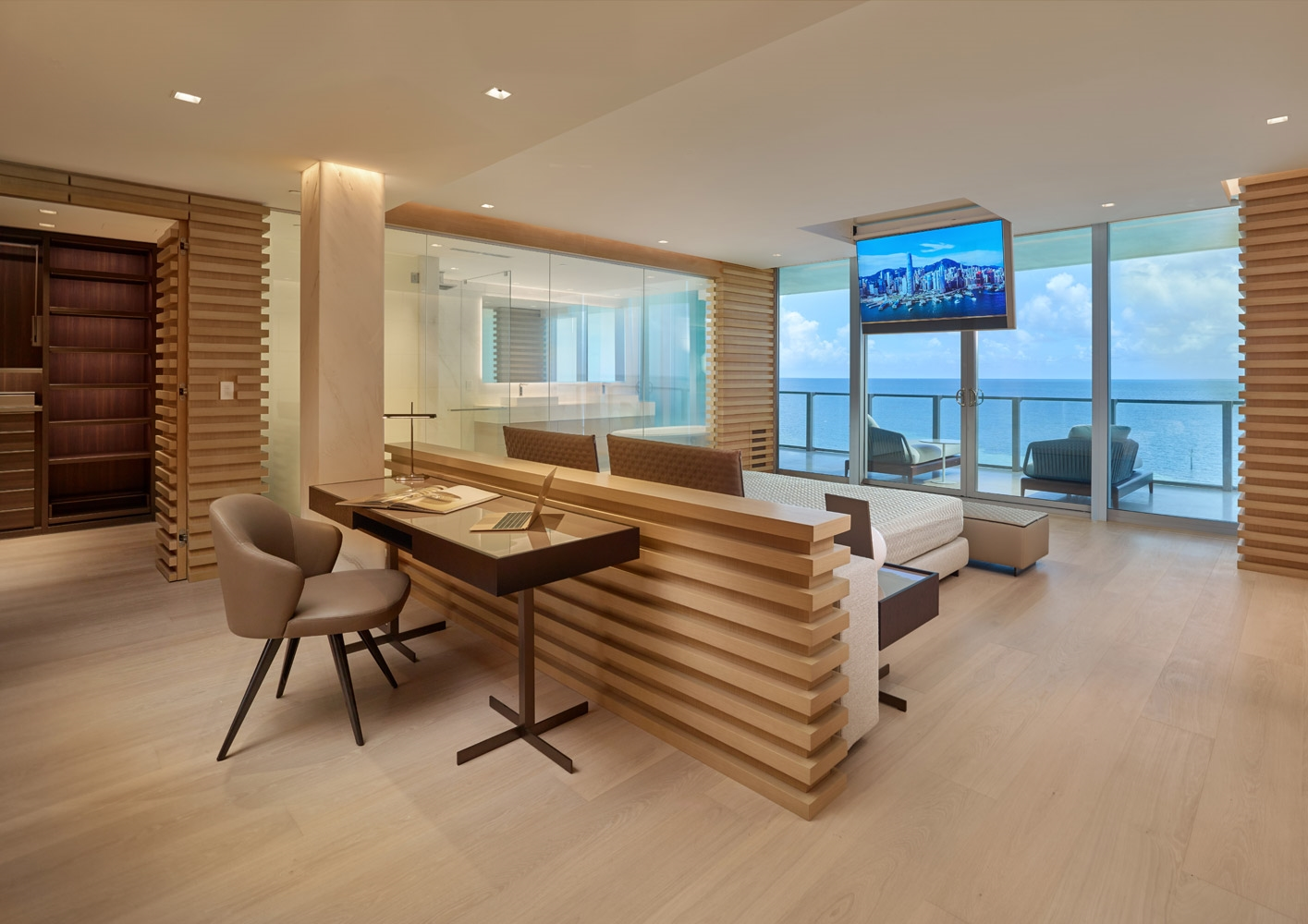 Key biscayne residential project interiors & contract en