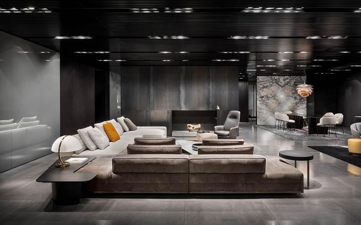 Minotti imm cologne 2018 for Immagini design