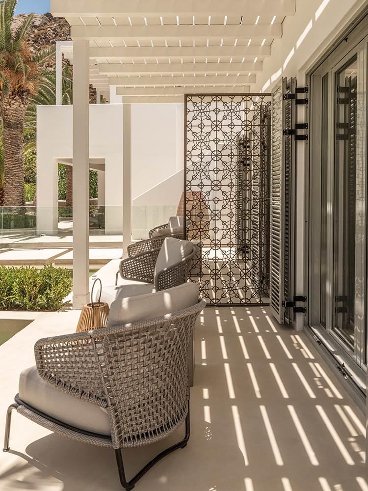 Mykonos interiors contract de for Design hotel 5 sterne