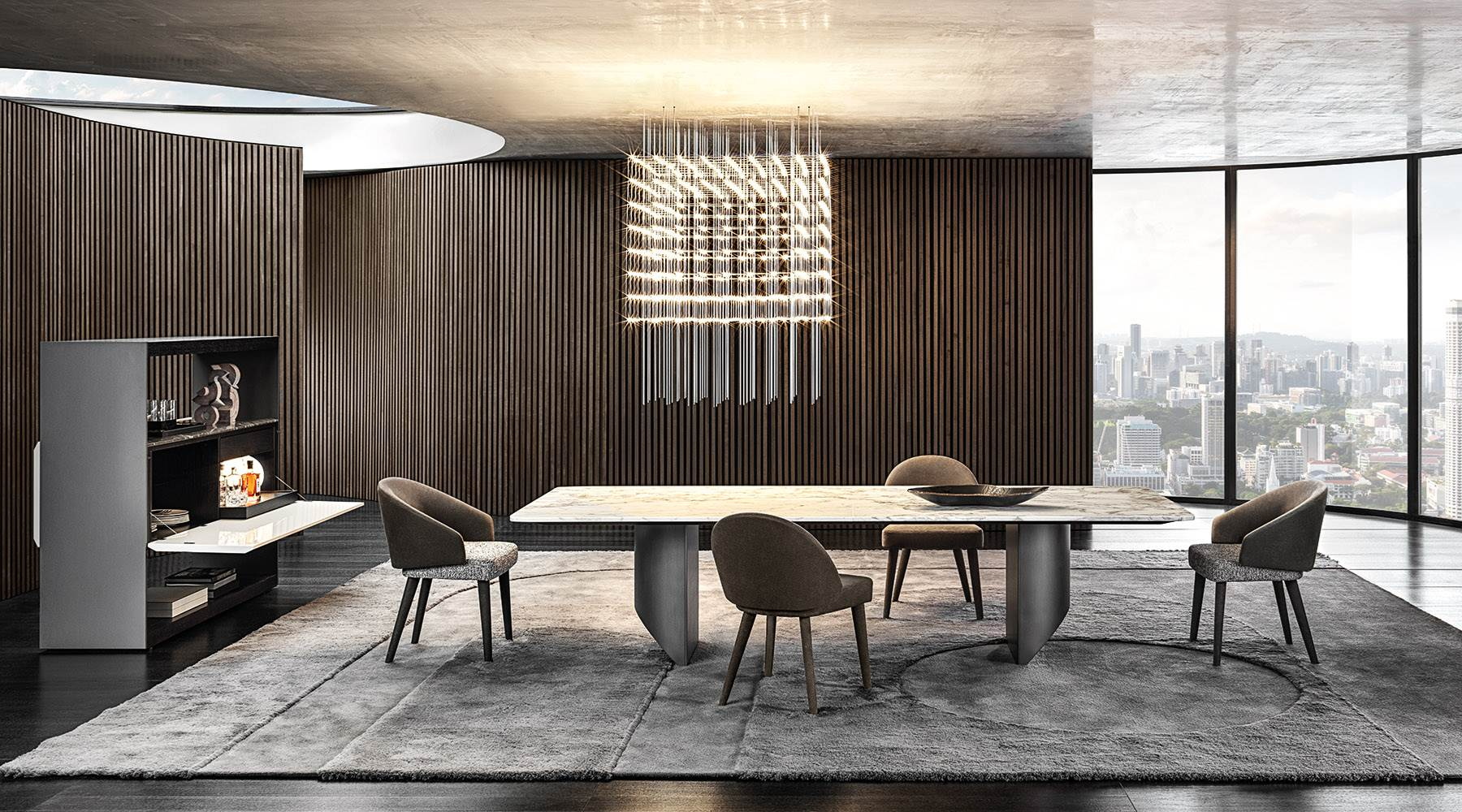 Picture of: Wedge Dining Tables En