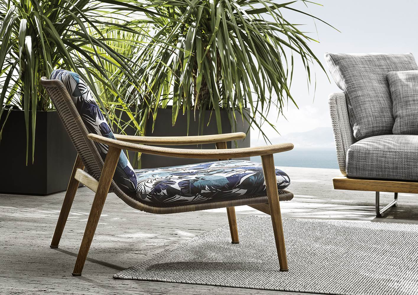 Fynn Outdoor Armchairs En