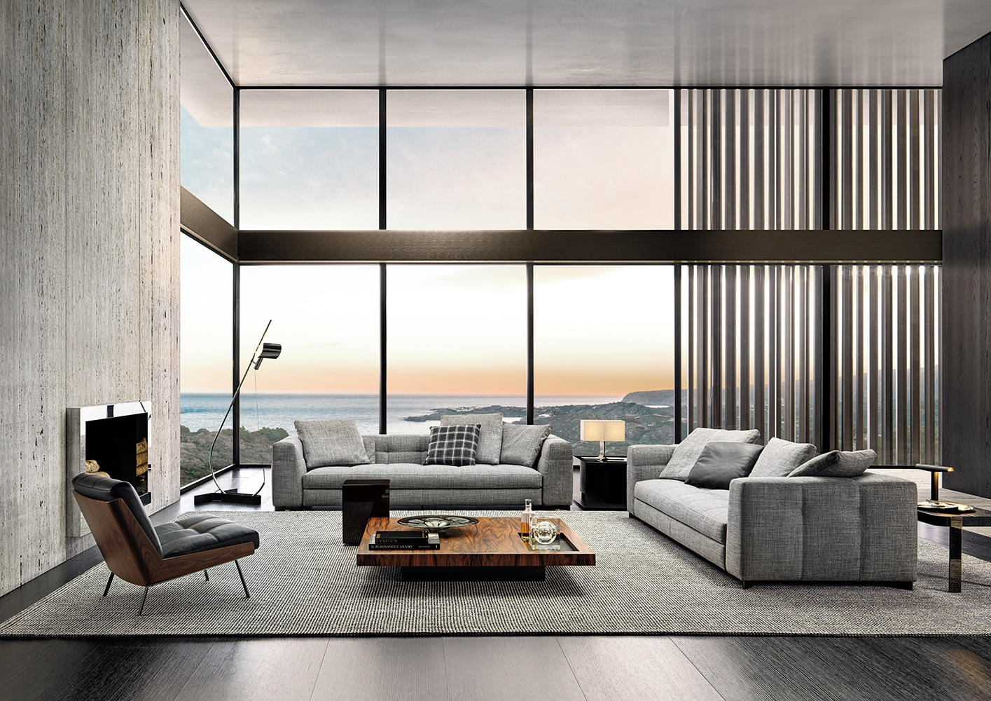 Minotti Launches The New 2020 Collection