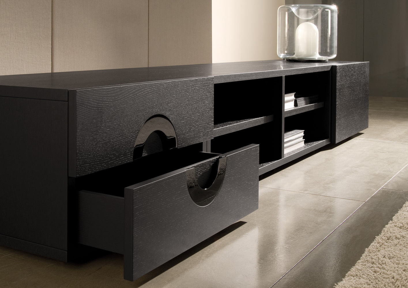 Archipenko unit for Living room cupboard designs