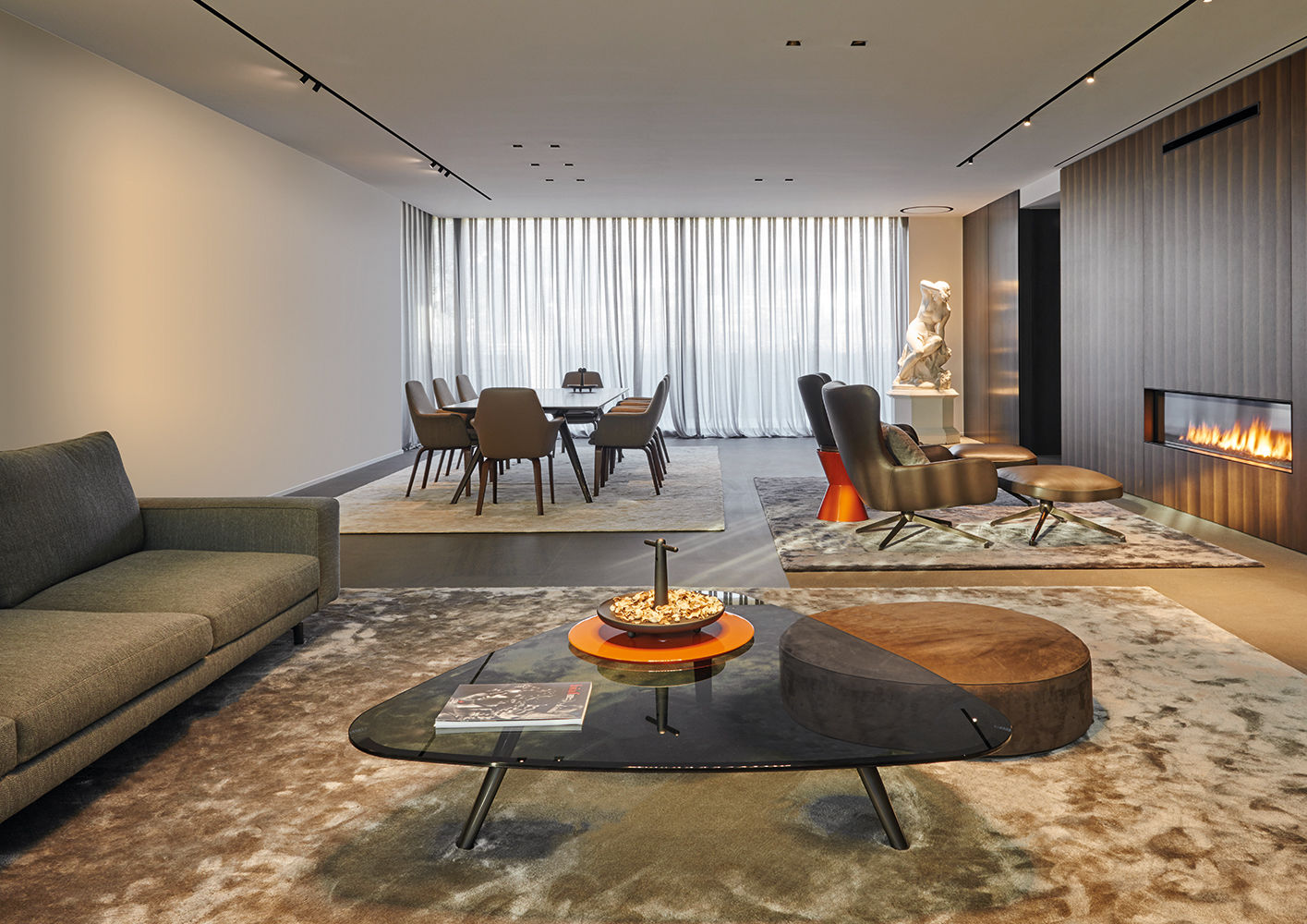interiors & contract - en | bergamo, attico - Arredamento Zenucchi