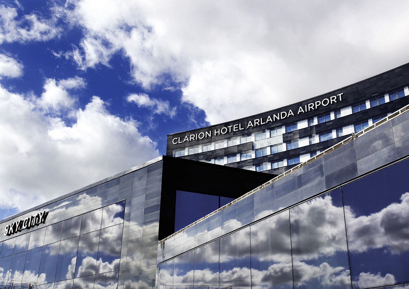 Clarion hotel arlanda airport stockholm realizations en for Hotel near arlanda airport stockholm