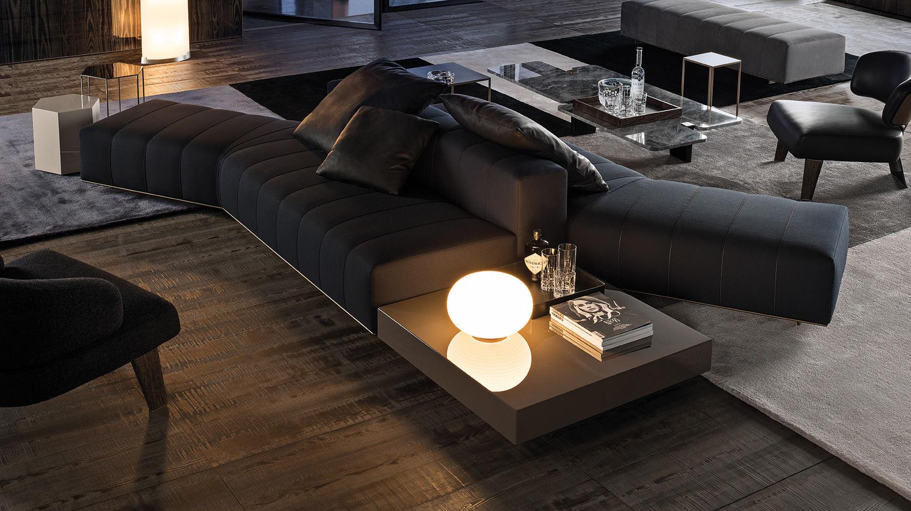 Freeman lounge sofas en - Divano minotti prezzo ...