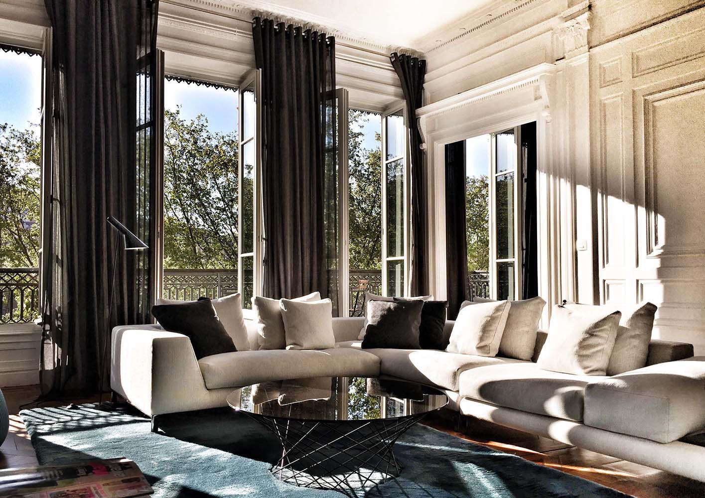 Interiors & contract de lione progetto residenziale