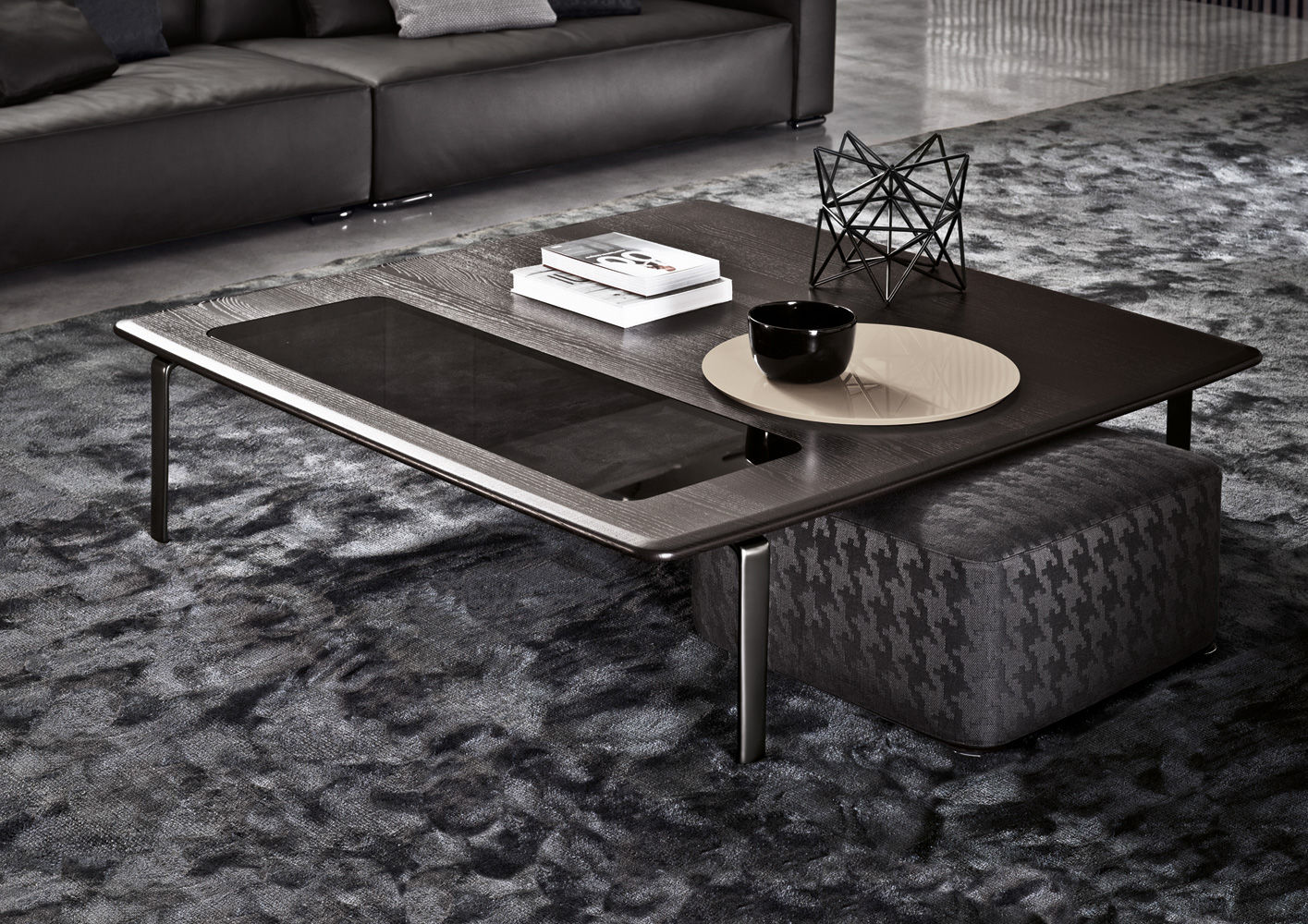 Coffee tables en perry for Minotti coffee table