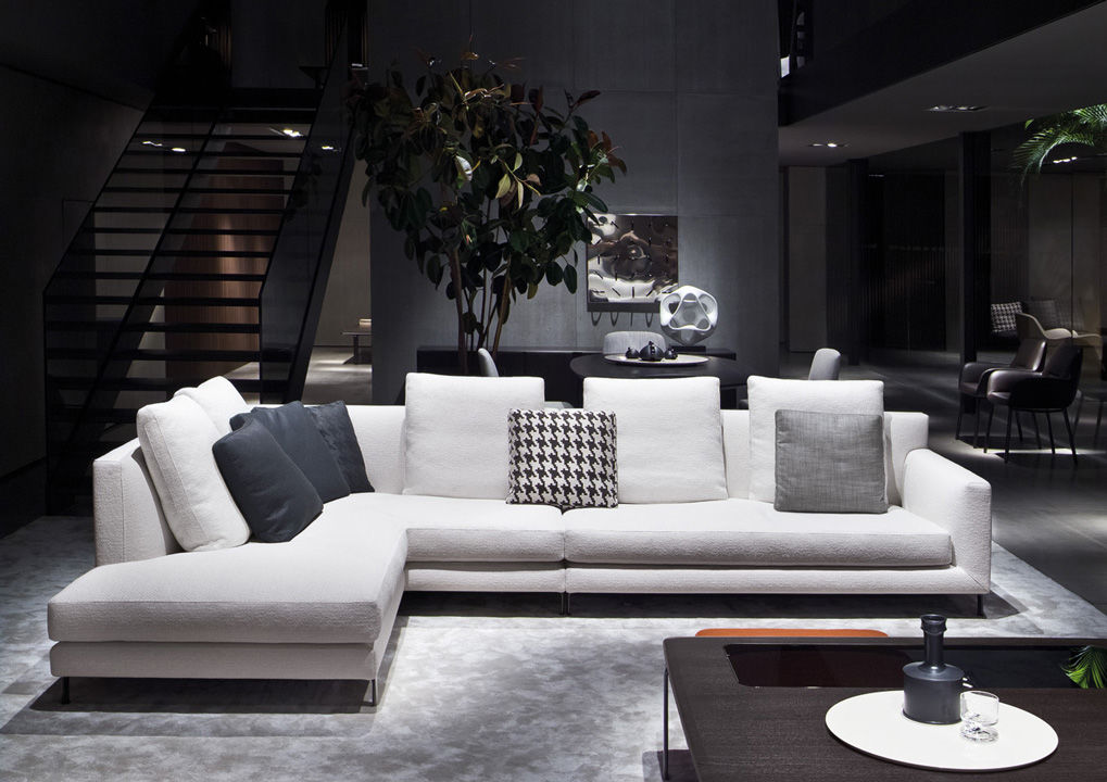 minotti sofa allen sofas from minotti architonic thesofa. Black Bedroom Furniture Sets. Home Design Ideas